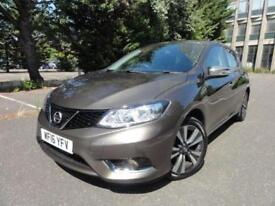 2016 Nissan Pulsar 1.2 DIG-T Acenta Xtronic (s/s) 5dr