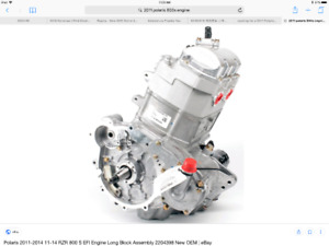 Looking for a 2011 Polaris RZR/ 800s engine