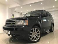 2008 Land Rover Range Rover Sport 2.7TD V6 AUTO***6 MONTHS WARRANTY**