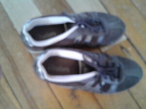 various running shoes - $5 pair