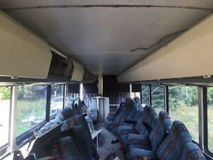 "Seats, Overhead Bins, Bathroom from 89 MCI ""Greyhound"" Bus Belleville Belleville Area image 2"
