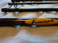 Surf Travel Spinning Rod 9' - St. Croix Triumph TSRS90M4