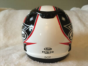 Arai Motorcycle Helmet Cambridge Kitchener Area image 8