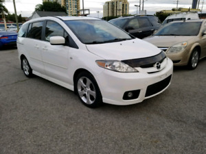 2007 MAZDA 5 GT SAFETY AND E-TESTED