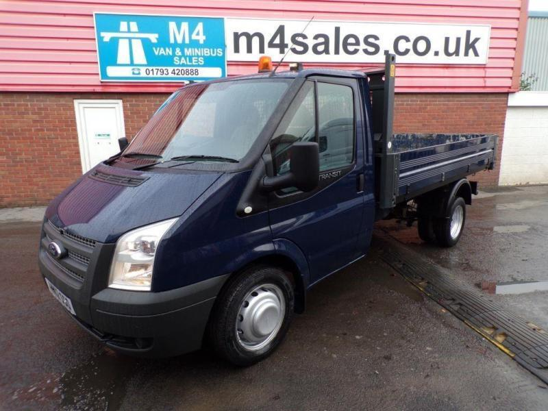 Ford Transit 350 ONE STOP TIPPER RWD