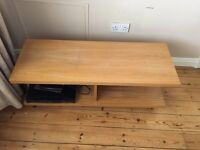 Furniture for sale: bookcase, bedside cabinets, small entertainment table