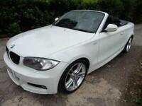 2009 BMW 1 Series 118i M Sport 2dr CONVERTIBLE Petrol Manual