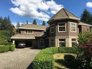 Executive Large Home with self-contained basement suite