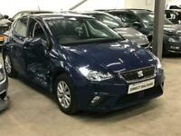 2018 18 REG SEAT IBIZA SE TECHNOLOGY 1.0 TSI PETROL salvage damaged repairable