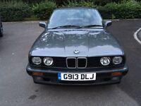 BMW E30 320i se