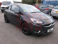 2016 Vauxhall Corsa SRi Ecoflex 1.4 DAMAGED REPAIRABLE SALVAGE