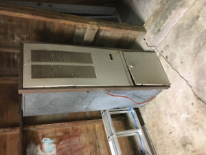 Small oil (mobile home) furnace
