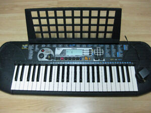 Clavier style piano