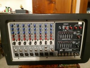 Peavey 8300 powered PA head