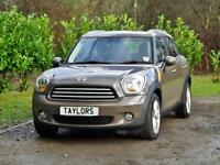 Mini Countryman 1.6 Cooper D 5dr DIESEL MANUAL 2013/62