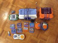 VTech VSmile / VSmile Motion / Leap Frog Leapster Consoles