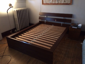 Free double (full) bed frame