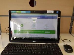 *** USED *** ACER ACER 19.5 TOUCH AIO   S/N:5035AE6300   #STORE595
