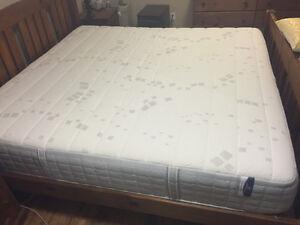 Serta Perfect Sleeper king mattress only
