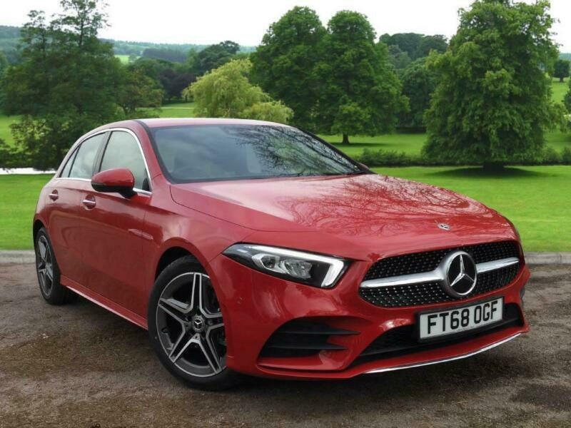 Mercedes-Benz A Class 2019 A180 AMG Line Premium 5dr Auto Hatchback | in  Laceby, Lincolnshire | Gumtree