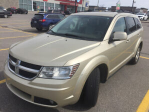 2010 Dodge Journey FWD 4dr SXT: Certified : Accident Free