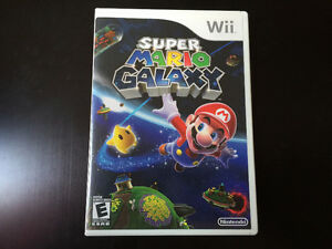Super Mario Galaxy for Wii