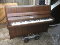Refurbished Petrof Upright Piano