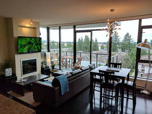 2 bed and 2 bath - fully furnished condo