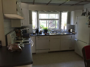 Kitchen, cabinets, countertop and appliances for sale
