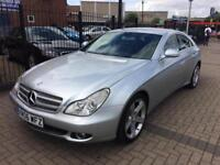 2006 Mercedes-Benz CLS320 3.0CDi 7G-Tronic 3 Owners 12 Mot