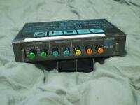 boss digital delay rdd-20 micro rack series (japan)