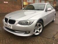 BMW 320 2.0 2010 i SE Coupe Manual Petrol Silver + Leather + PDC
