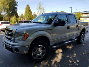 2009 Ford F150 4x4 chrome, lifted