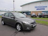 KIA CEED 1.6 2 ECODYNAMICS CRDI 5D 89 BHP DIESEL FINANCE AVAILABLE