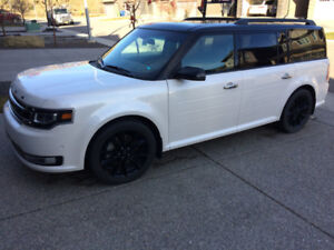 2016 Ford Flex Ecoboost Limited with Black Package