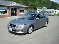 2008 Subaru Legacy Sedan - 2.5L 4CYL AUTO - LOADED - LOW KMS!!