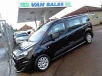 2015 FORD GRAND TOURNEO CONNECT 1.6 TDCI 5 SEAT CREW VAN WITH WHEEL CHAIR ACCESS