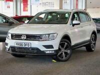 2016 Volkswagen Tiguan 2.0 TDi 150 4Motion SE Nav 5dr DSG Auto Estate Diesel Aut