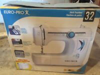 For sale: Euro-pro Sewing Machine