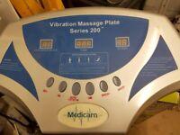 Medicare vibration plate series 200