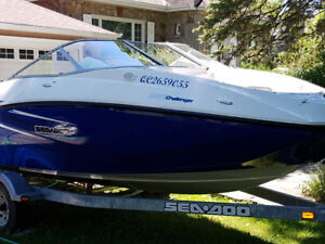 Summer fun, clean, fast boat. Original owner, bought new.