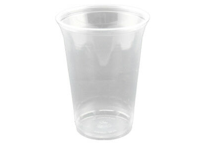 0,4 Bierbecher 400 ml 16oz Plastikbecher mit Schaumrand splitterfrei (B42601)