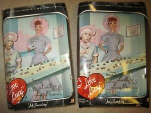 I Love Lucy Doll, Episode 39, Job Switching