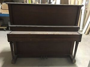 FREE: Henry Herbert upright piano