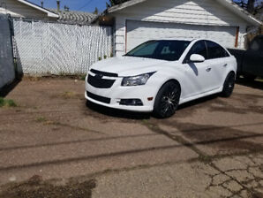 Special edition r.s 1.4 turbo cruze
