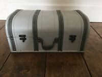 Vintage antique storage boxes