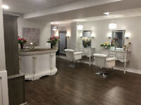 Room rental available , great for esthetics ..lashes.. etc