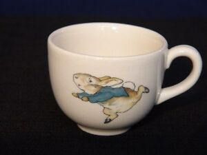 Wedgwood Peter Rabbit Miniature Cup and Saucer London Ontario image 2