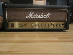 Marshall 100 Watt head
