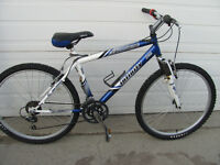 INFINITY 21 SPEED MOUNTAIN BIKE WITH WARRANTY!